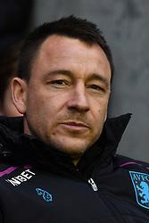 Aston Villa assistant Head Coach John Terry