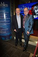 Christopher Biggins at the Les Miserables Gala Press Night at the Sondheim Theatre in London's West End.