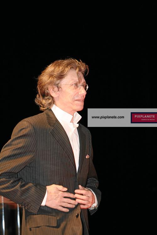 Jean Pierre Dionnet - 9 ème Festival du Film Asiatique de Deauville - 1/4/2007 - JSB / PixPlanete