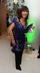 ARLENE PHILIPS at the launch of the English National Ballet's Christmas season 2009 held at the St.Martin;s Lane Hotel, London on 15th December 2009.