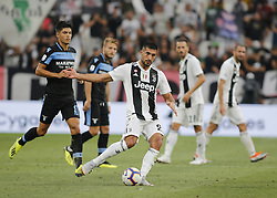 August 25, 2018 - Turin, Italy - Emre Can during Serie A match between Juventus v Lazio, in Turin, on August 25, 2018  (Credit Image: © Loris Roselli/NurPhoto via ZUMA Press)