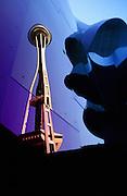 Seatlle Space Needle, Washington