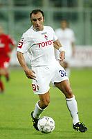 Firenze 07-08-2005<br /> Coppa Italia Tim Cup 2005-2006<br /> Fiorentina Cisco Lodigiani<br /> nella  foto Cristian Brocchi<br /> Foto Snapshot / Graffiti