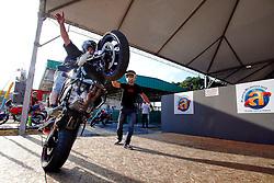 Rampa de Esportes radicais no Planeta Atlântida 2013/SC, que acontece nos dias 11 e 12 de janeiro no Sapiens Parque, em Florianópolis. FOTO: Emmanuel Denaui/Preview.com