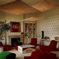 Architects Patrizio Paris and Patrizia Pietrogrande, 1975
