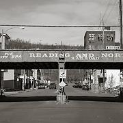 Reading and Northern, Mahanoy, City, PA