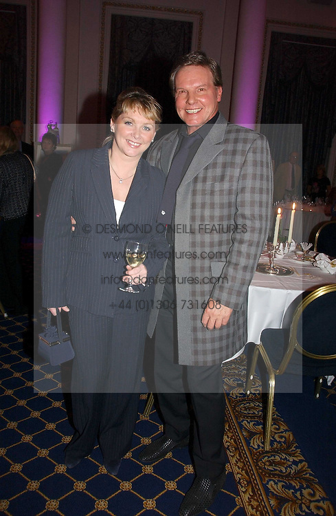 CHERYL BAKER and JESS CONRAD at a reception to launch Angel themed Christmas Cards and view an exhibition of the original art work by Gordon King with proceeds going to the Caron Keating Foundation  held at the Langham Hotel, Portland Place, London on 20th November 2006.<br /><br />NON EXCLUSIVE - WORLD RIGHTS