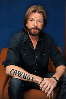 Country Artist Ronnie Dunn poses for a photo at the GAC offices on  Monday, May 16, 2011 in Nashville, Tenn. (AP Photo/Donn Jones)