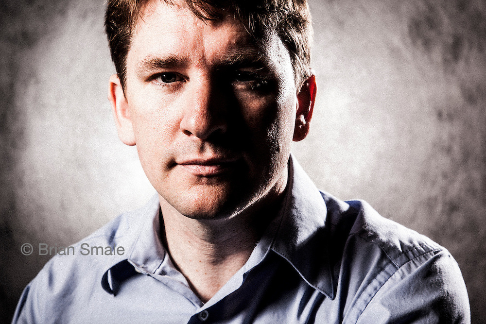 Chris Lewicki, President and Chief Engineer at Planetary Resources.  Photographed by Brian Smale in Bellevue, WA for New Scientist Magazine.