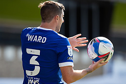 Stephen Ward of Ipswich Town - Mandatory by-line: Phil Chaplin/JMP - 13/09/2020 - FOOTBALL - Portman Road - Ipswich, England - Ipswich Town v Wigan Athletic - Sky Bet League One