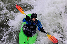 2021 Franklin First Day kayaking