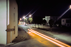 Hotel Le Richelieu, Gua, France At Night