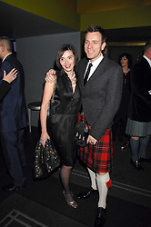 EWAN MCGREGOR and his wife EVE at 'Not Another Burns Night' in association with CLIC Sargebt and Children's Hospice Association Scotland held at ST.Martins Lane Hotel, London on 3rd March 2008.<br /><br />NON EXCLUSIVE - WORLD RIGHTS
