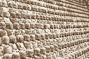 There are more than one thousand of these little statues in the Mu-Ryang-Sa Buddhist Temple located in Palolo Valley on Oahu