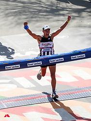 Foot Locker Five-Borough Challenge winner<br /> Jimmy Fernandez<br /> TCS New York City Marathon 2019