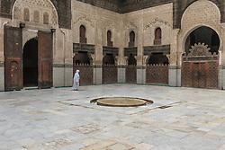 Bou Inania Madrasa, Fes al Bali medina, Fes, Morocco