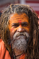 """A Sadhu at the Khumb Mela in Haridwar, India 2010<br /> Available as Fine Art Print in the following sizes:<br /> 08""""x12""""US$   100.00<br /> 10""""x15""""US$ 150.00<br /> 12""""x18""""US$ 200.00<br /> 16""""x24""""US$ 300.00<br /> 20""""x30""""US$ 500.00"""