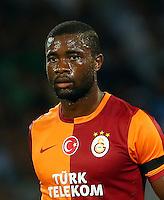 Galatasaray team player - Aurelien Chedjou