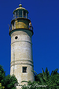 Key West Lighthouse, Key West, Florida, USA ( Western Atlantic Ocean )