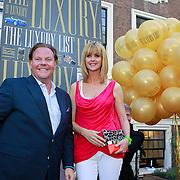 NLD/Amsterdam/20110525 - Presentatie The Luery List #1, Bastiaan van Schaik, Daphne Deckers en Onno Aerden