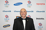 Former performance director for the British Bobsleigh at Team Gary Anderson at GB's annual ball at Old Billingsgate on the 21st November 2019 in London in the United Kingdom.
