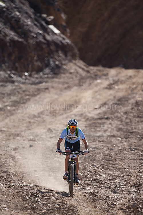 The Trans Hajar Mountain Bike Race 2015<br /> Stage 1 and the time trial section of the race.<br /> Credit: Lloyd Images