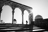 Temple Mount. Jerusalem