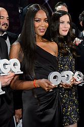 Naomi Campbell und Liv Tyler bei der GQ Männer des Jahres Award-Gala in Berlin / 101116<br /> <br /> ***GQ Men of the Year Awards in Berlin, November 10, 2016***