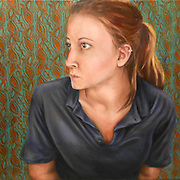 """26"""" x 28"""",<br /> Oil on canvas,<br /> 2014"""