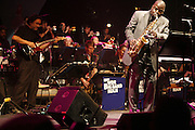 Cimiez-Nice, France. July 22nd 2008..Maceo Parker performs at the Nice Jazz Festival with the WDR Big Band Cologne.