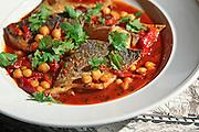 Fish soup - Bouillabaisse