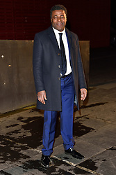 © Licensed to London News Pictures. 02/03/2016. DANNY SAPANI attends the Bright Young Things Gala 2016. The Gala raises funds in support of emerging talent at the National Theatre. London, UK. Photo credit: Ray Tang/LNP