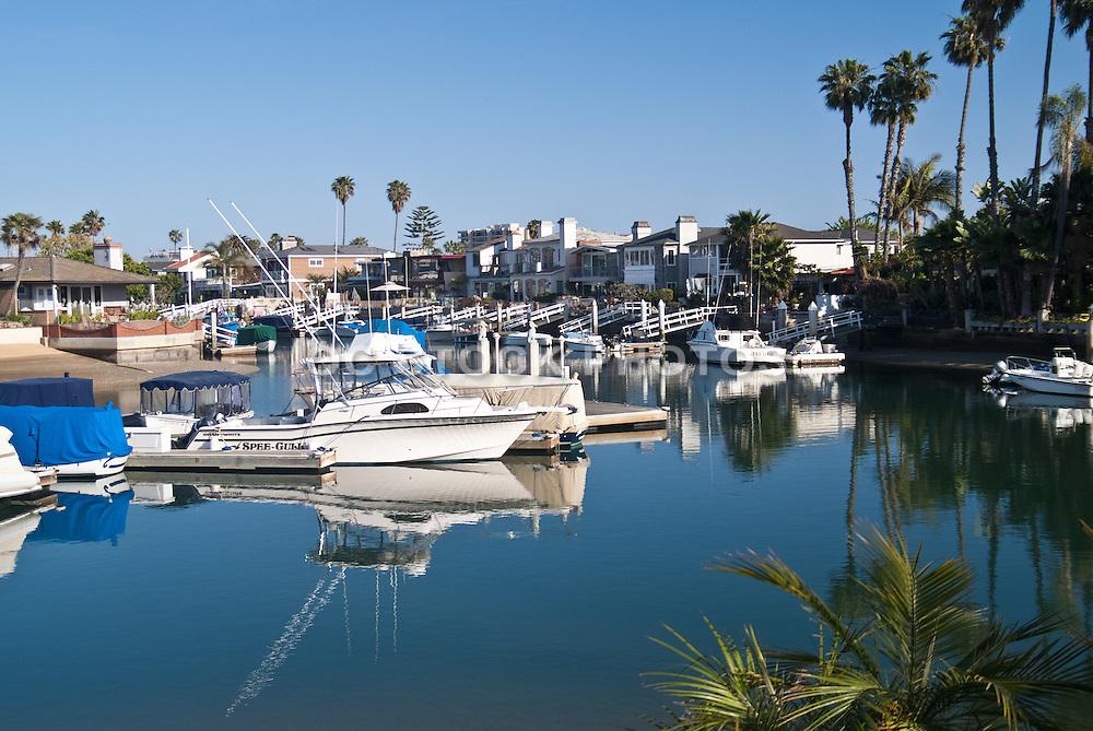 Balboa Cove Newport Harbor