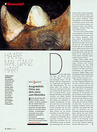 Publication: STERN (Germany), Nr.31, 29.07.2010, .Photography by Heidi & Hans-Jürgen Koch/animal-affairs.com,.Text by Helen Bömelburg