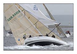Brewin Dolphin Scottish Series 2011, Tarbert Loch Fyne - Yachting - Day 3 of the 4 day series. Windier!..GBR4041R ,Elf Too ,Christine Murray ,CCC ,First 40.