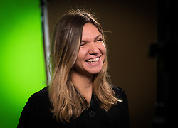 October 20, 2018 - Kallang, SINGAPORE - Simona Halep of Romania during the All Access Hour of the 2018 WTA Finals tennis tournament (Credit Image: © AFP7 via ZUMA Wire)