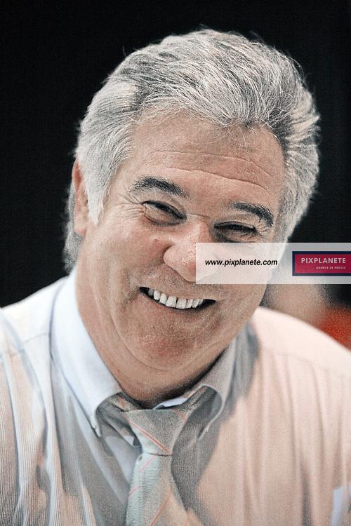 Georges Pernoud - Salon du livre de Paris - 27/03/2007 - JSB / PixPlanete