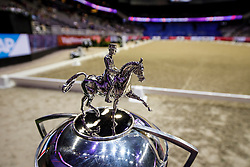 Trophy<br /> Grand Prix Freestyle<br /> Longines FEI World Cup Dressage, Omaha 2017 <br /> © Hippo Foto - Stefan Lafrentz<br /> 01/04/2017