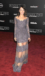 December 10, 2016 - Los Angeles, CA, United States of America - Vanessa Lengies arriving at the Star Wars ''Rogue One'' World Premiere at the Pantages Theater on December 10 2016 in Hollywood, CA  (Credit Image: © Famous/Ace Pictures via ZUMA Press)