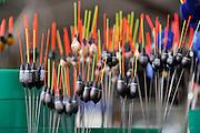 Nederland, Groenlo, 15-3-2011Hengelsport. Winkel voor sportvissers in dit Achterhoekse stadje.Foto: Flip Franssen/Hollandse Hoogte