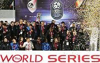 Fotball<br /> Bundesliga <br /> 10.01.2007<br /> Foto: Witters/Digitalsport<br /> NORWAY ONLY<br /> <br /> Sieger des Turniers Hamburger SV<br /> Fussball Dubai Challenge 2007 Hamburger SV - Vereinigte Arabische Emirate (UAE) / Forenede Arabiske Emirater