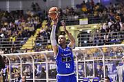 Patrick Calathes<br /> Fiat Torino - Mia Cantu<br /> Lega Basket Serie A 2016/2017<br /> Torino 26/03/2017<br /> Foto Ciamillo-Castoria