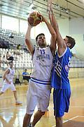 ATENE 18 GIUGNO 2012<br /> GRECIA B - NAZIONALE SPERIMENTALE<br /> NELLA FOTO DANIELE MAGRO<br /> FOTO CIAMILLO