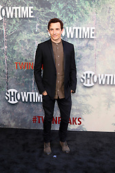 May 19, 2017 - Los Angeles, CA, USA - LOS ANGELES - MAY 19:  Jesse Johnson at the ''Twin Peaks'' Premiere Screening at The Theater at Ace Hotel on May 19, 2017 in Los Angeles, CA (Credit Image: © Kay Blake via ZUMA Wire)