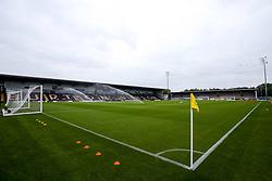 A general view of The Pirelli Stadium, home to Burton Albion - Mandatory by-line: Robbie Stephenson/JMP - 28/08/2018 - FOOTBALL - Pirelli Stadium - Burton upon Trent, England - Burton Albion v Aston Villa - Carabao Cup