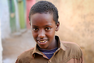 Young boy from Harar, Ethiopia