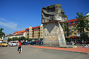 Gołdap, 2008-07-11. Pomnik Braterstwa Broni, Gołdap