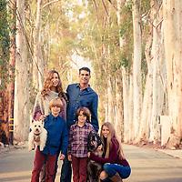 Montecito Family Photo Fun