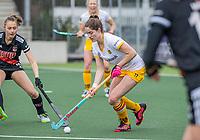 AMSTELVEEN - Marloes Keetels (DenBosch)  tijdens  de hoofdklasse hockey competitiewedstrijd dames, Amsterdam-Den Bosch (0-1)  COPYRIGHT KOEN SUYK