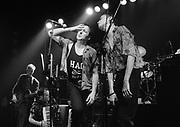 Joe Strummer and the Pogues 1991 Paris for Vox Magazine